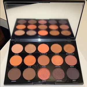 NEW Morphe Dayslayer 15D eyeshadow palette